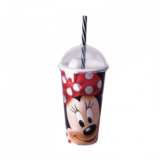 Copo Shake Minnie 500 Ml Plasutil