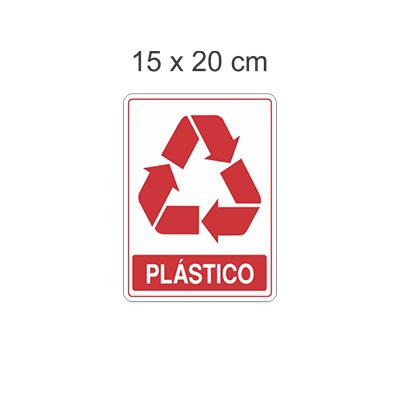 Placas Imports Fácil De Sinalizar – Adesivo Reciclável Para Plástico