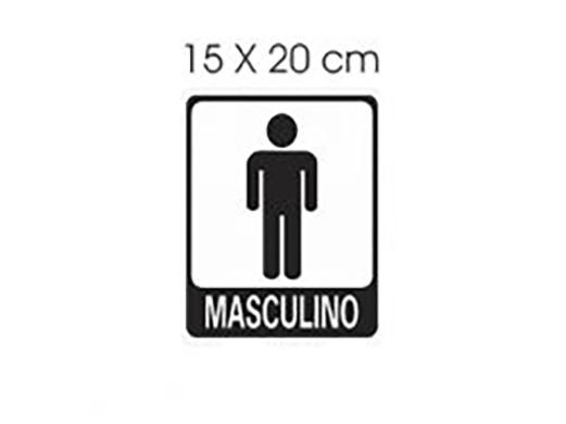 Acesso Placas A Sinalizações – Sanitário Masculino.