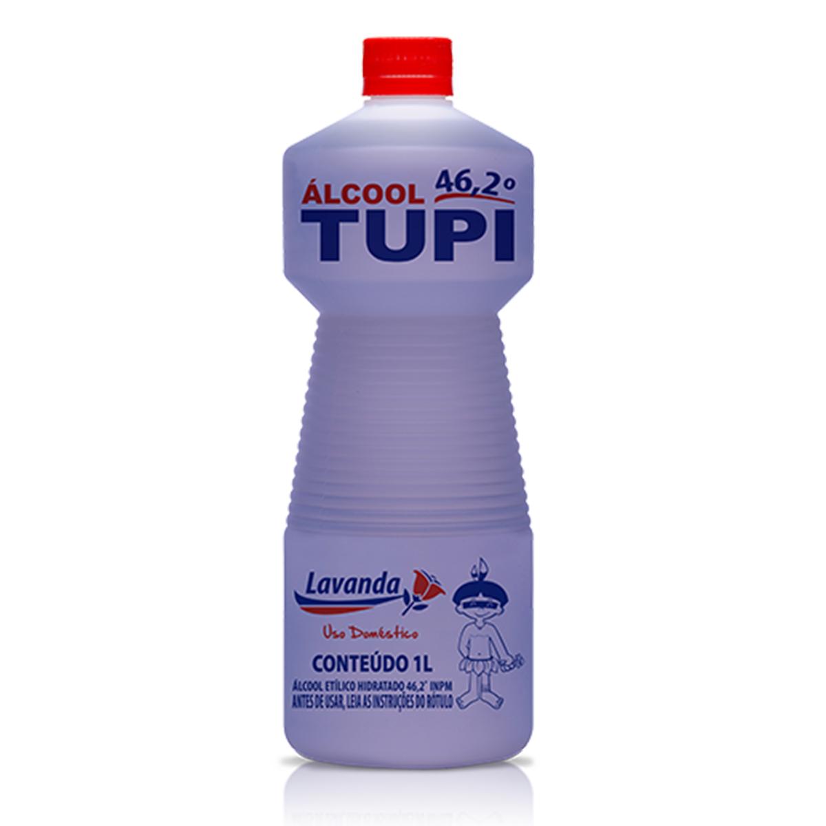 Álcool Líquido 46,2º INPM Lavanda Tupi
